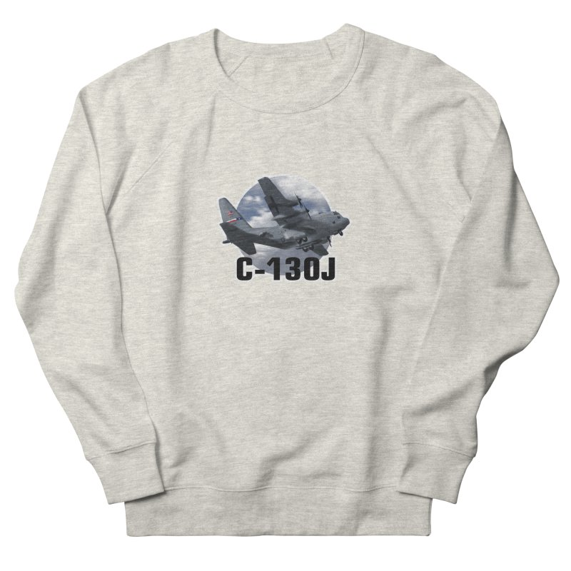 C130 Women's French Terry Sweatshirt by goofyink's Artist Shop