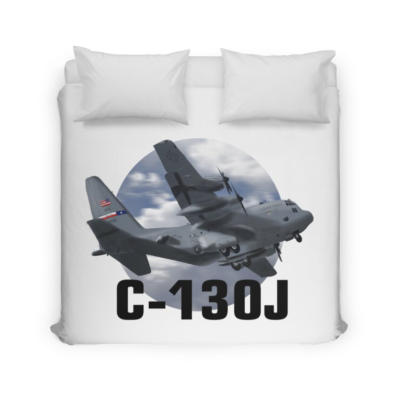 C130 Home Duvet by goofyink's Artist Shop