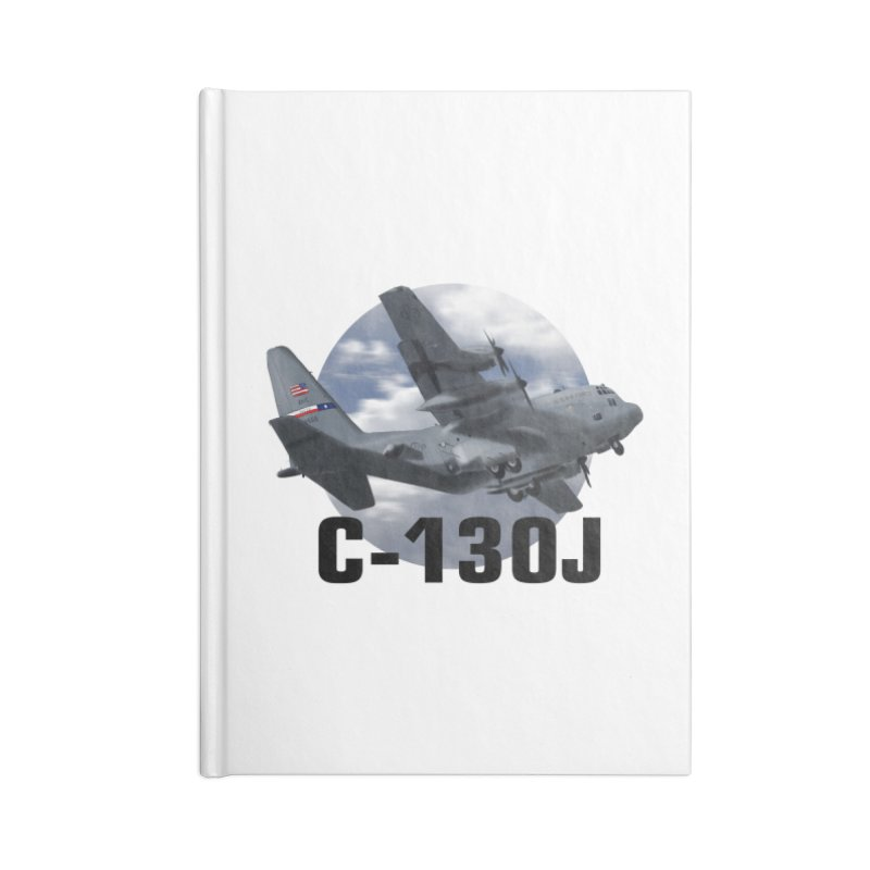 C130 Accessories Lined Journal Notebook by goofyink's Artist Shop
