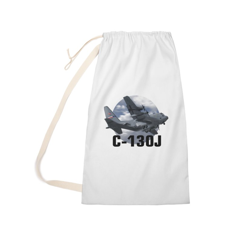 C130 Accessories Laundry Bag Bag by goofyink's Artist Shop