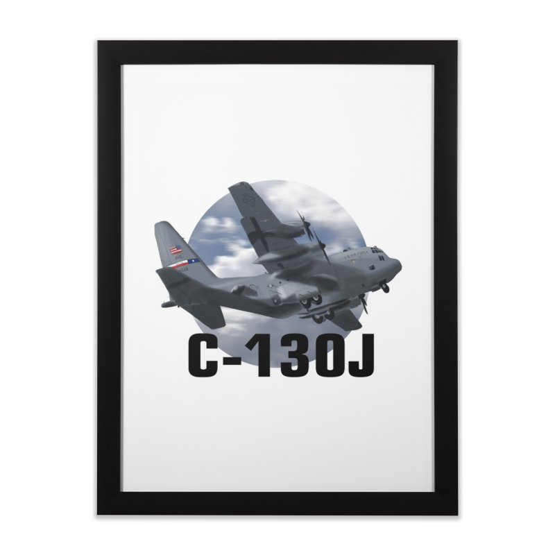 C130 Home Framed Fine Art Print by goofyink's Artist Shop