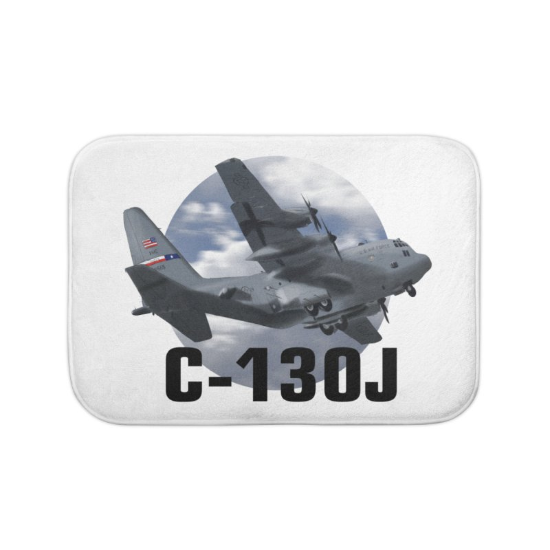 C130 Home Bath Mat by goofyink's Artist Shop