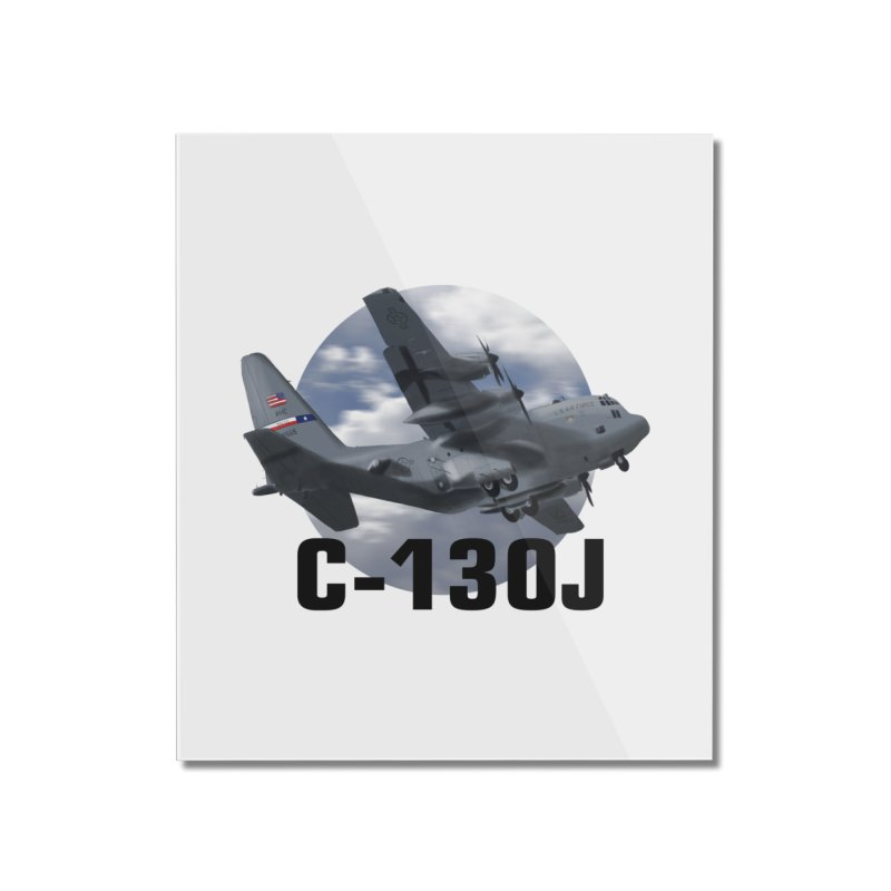 C130 Home Mounted Acrylic Print by goofyink's Artist Shop