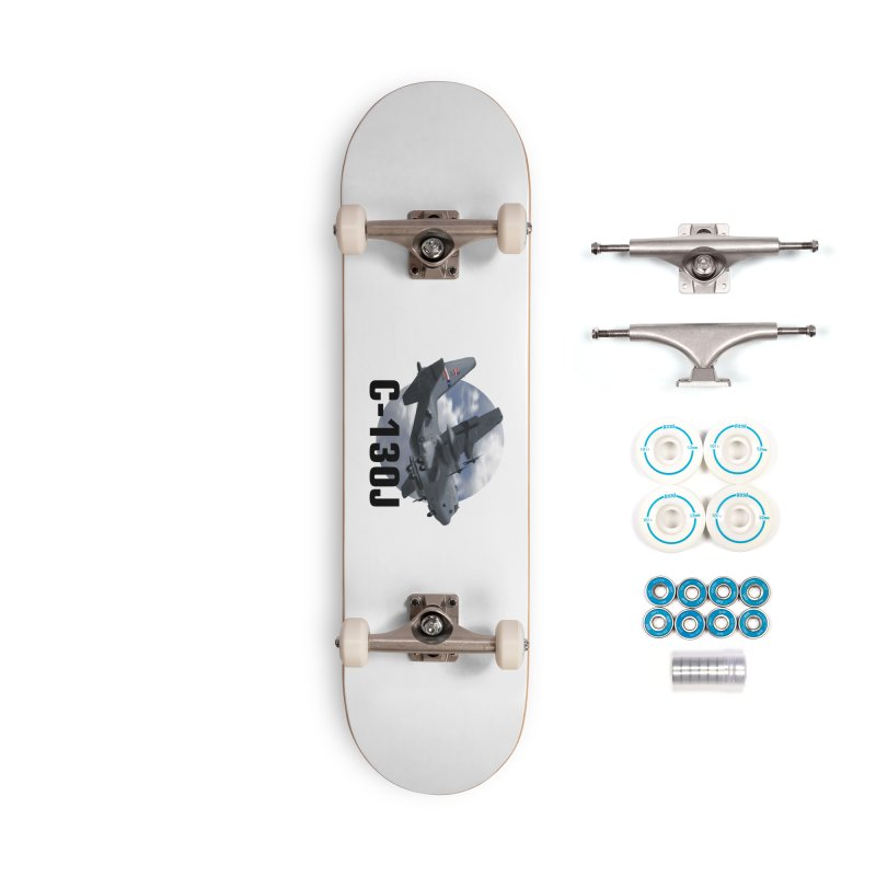 C130 Accessories Complete - Basic Skateboard by goofyink's Artist Shop