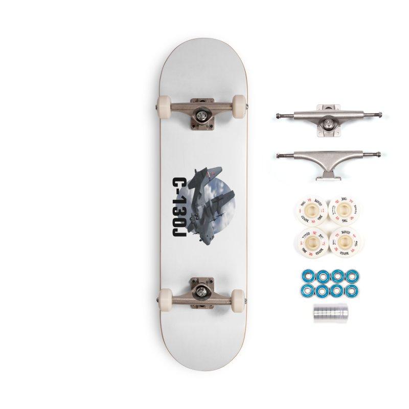 C130 Accessories Complete - Premium Skateboard by goofyink's Artist Shop