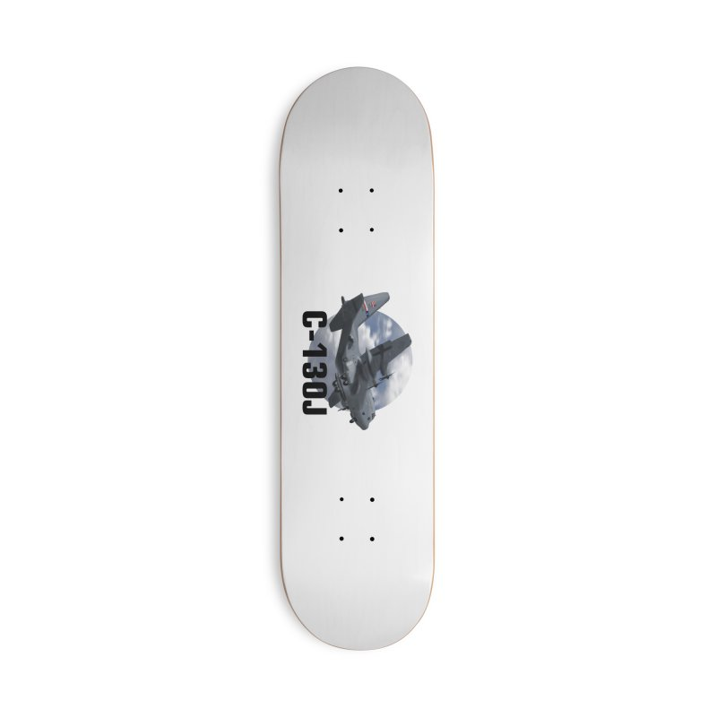 C130 Accessories Deck Only Skateboard by goofyink's Artist Shop