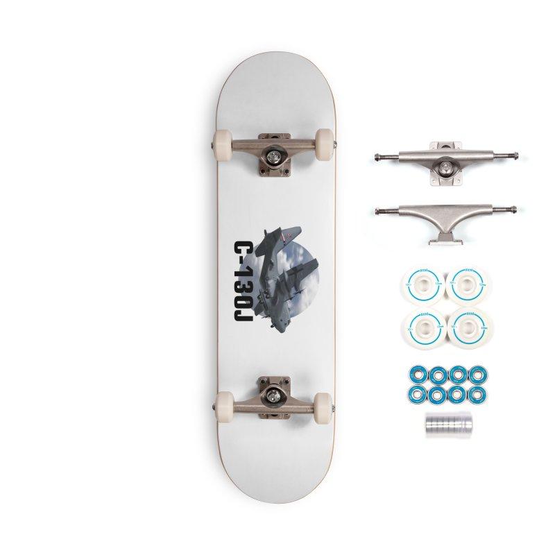 C130 Accessories Skateboard by goofyink's Artist Shop