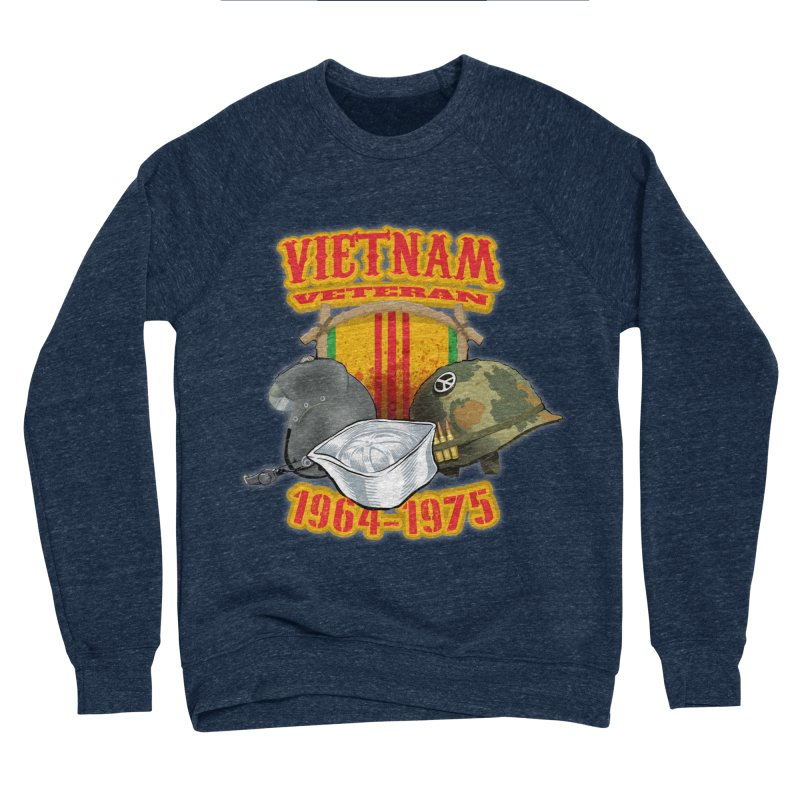 Veteran's Honor Women's Sponge Fleece Sweatshirt by goofyink's Artist Shop