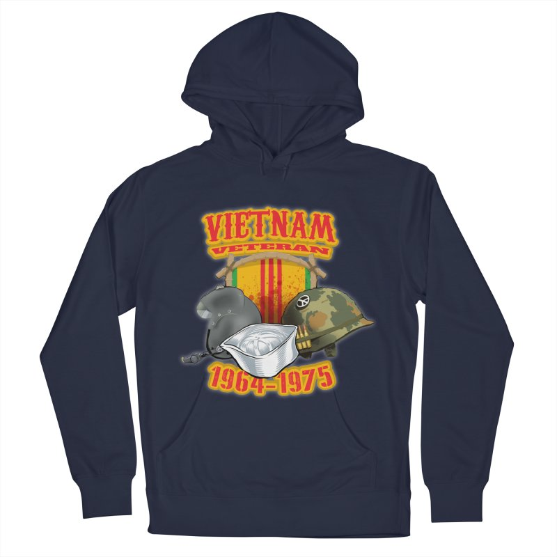 Veteran's Honor Men's Pullover Hoody by goofyink's Artist Shop