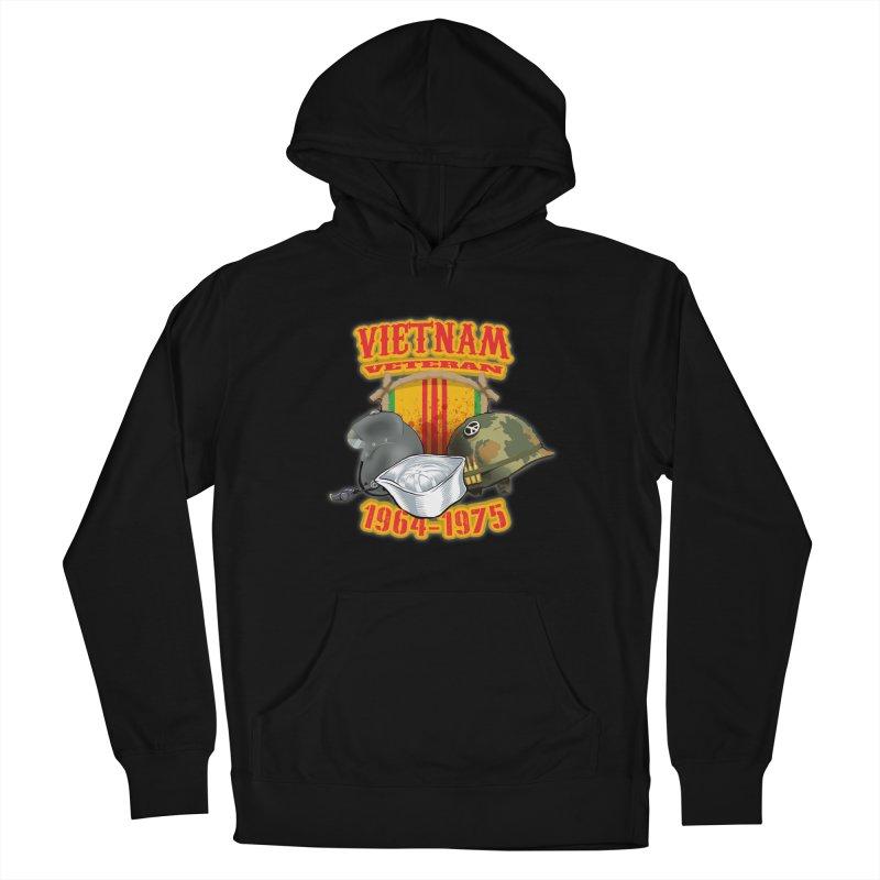 Veteran's Honor Women's Pullover Hoody by goofyink's Artist Shop
