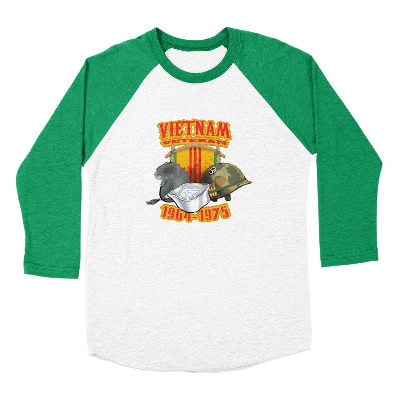 Veteran's Honor Women's Longsleeve T-Shirt by goofyink's Artist Shop