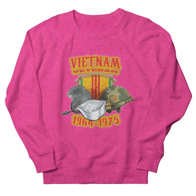 Veteran's Honor Women's Sweatshirt by goofyink's Artist Shop