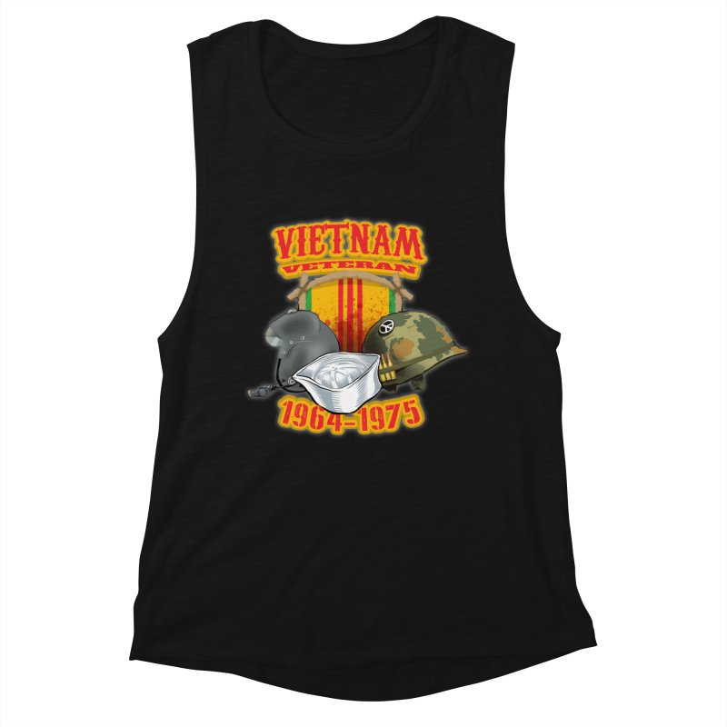 Veteran's Honor Women's Tank by goofyink's Artist Shop