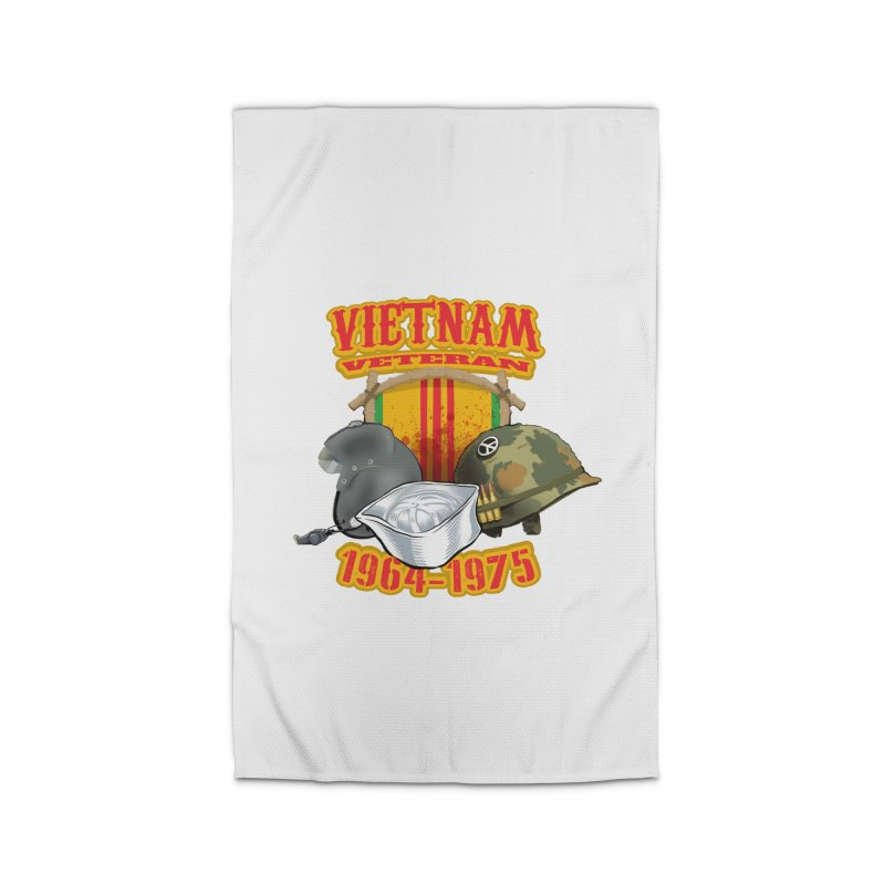 Veteran's Honor Home Rug by goofyink's Artist Shop