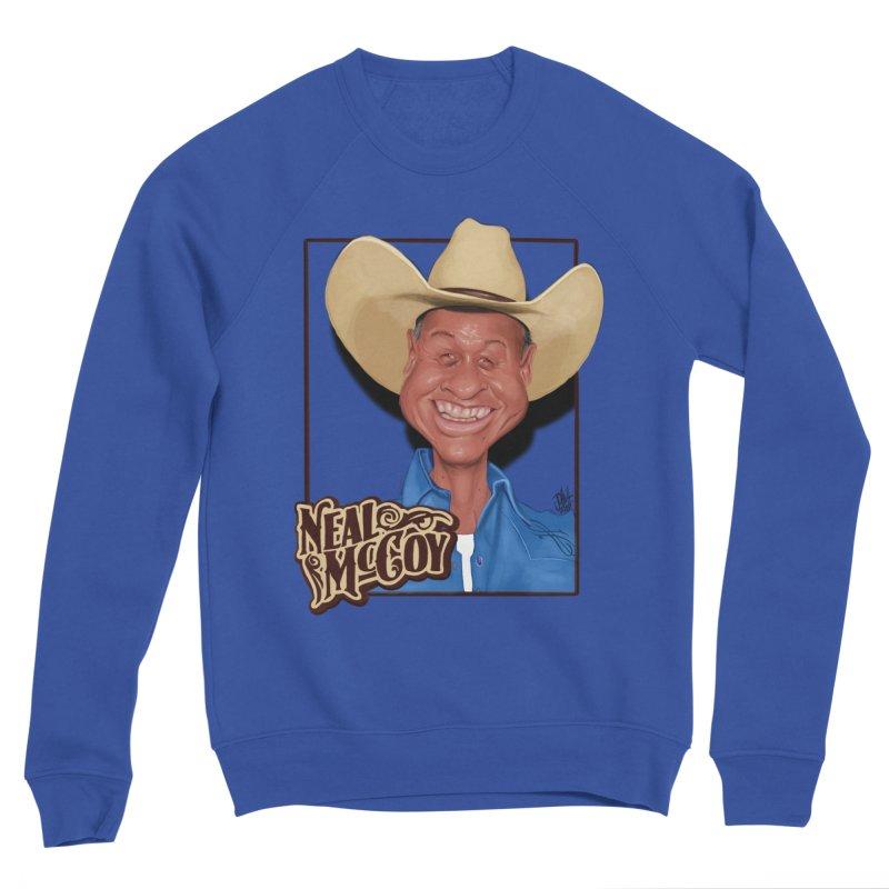 Country Legends Neal McCoy Women's Sweatshirt by goofyink's Artist Shop