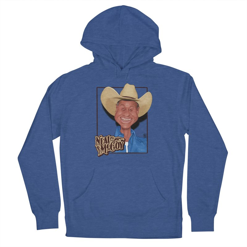 Country Legends Neal McCoy Women's Pullover Hoody by goofyink's Artist Shop