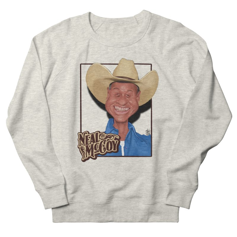 Country Legends Neal McCoy Women's Sweatshirt by goofyink's Artist Shop