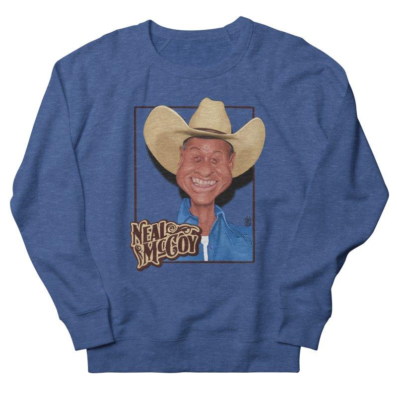 Country Legends Neal McCoy Men's Sweatshirt by goofyink's Artist Shop