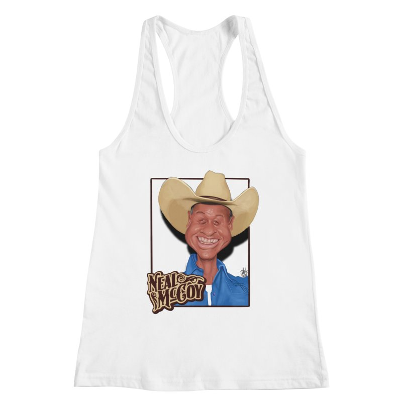 Country Legends Neal McCoy Women's Tank by goofyink's Artist Shop