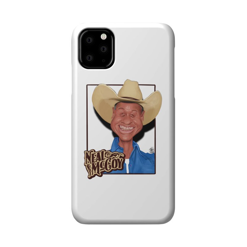 Country Legends Neal McCoy Accessories Phone Case by goofyink's Artist Shop