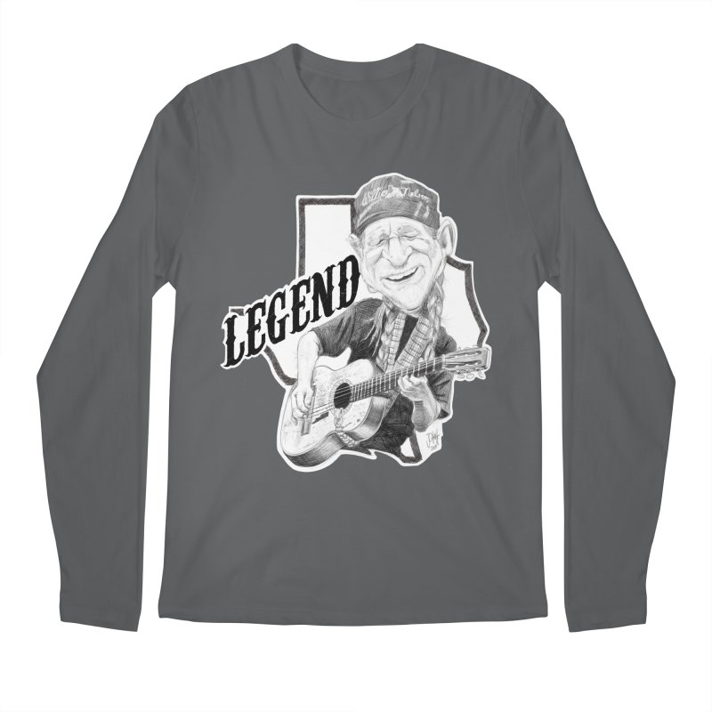 Willie Men's Longsleeve T-Shirt by goofyink's Artist Shop