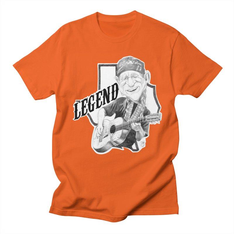 Willie Men's Regular T-Shirt by goofyink's Artist Shop