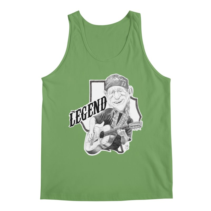 Willie Men's Tank by goofyink's Artist Shop