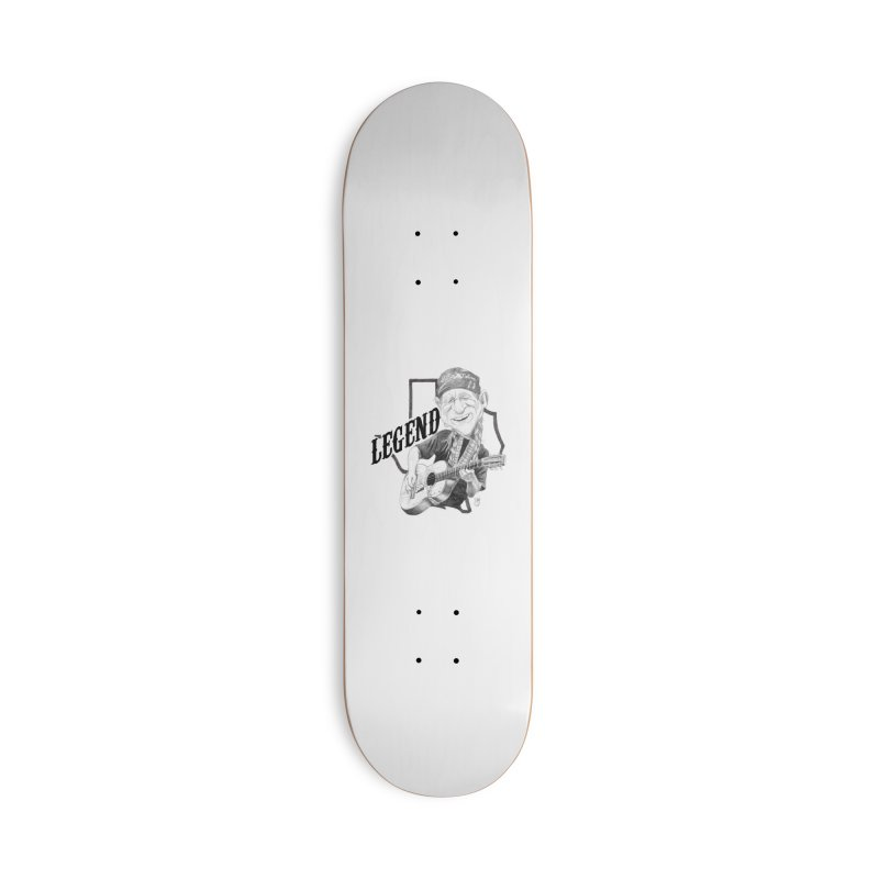 Willie Accessories Skateboard by goofyink's Artist Shop