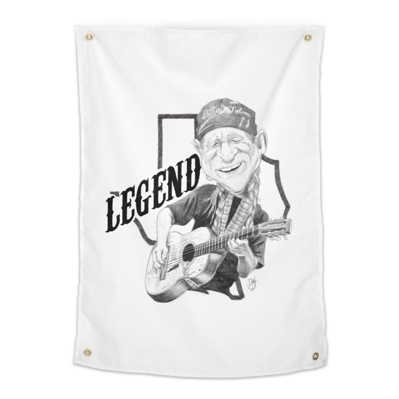Willie Home Tapestry by goofyink's Artist Shop