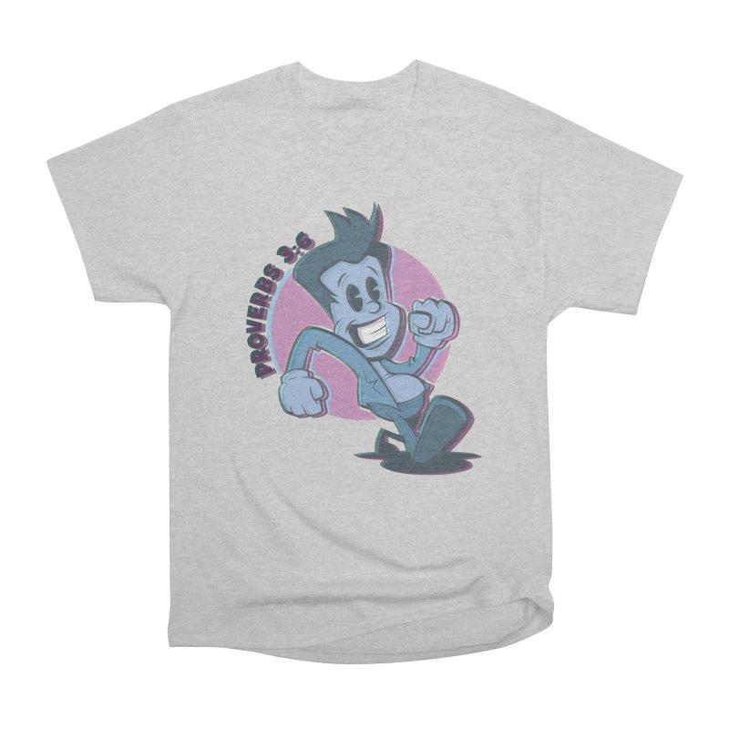 Proverbs 3:6 Man Men's Classic T-Shirt by goofyink's Artist Shop