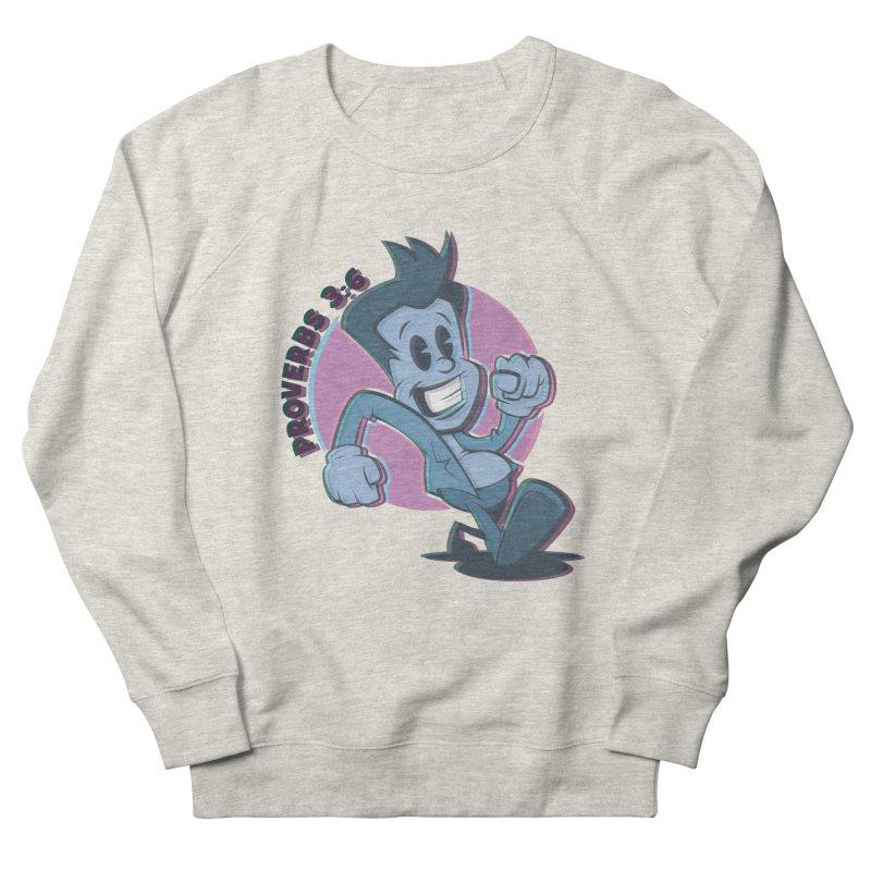 Proverbs 3:6 Man Men's Sweatshirt by goofyink's Artist Shop