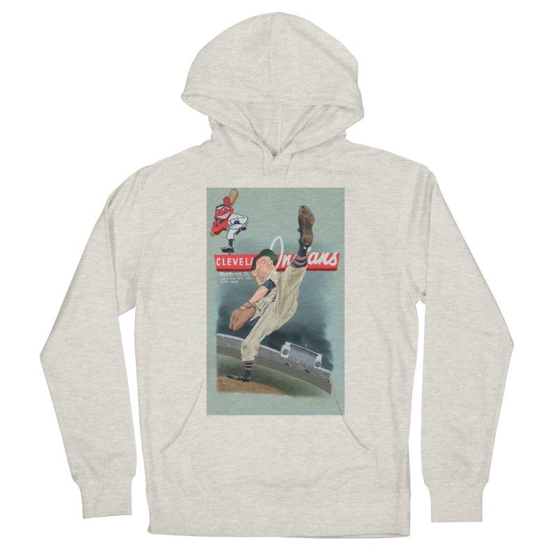 Bob Feller MLB HOF Men's Pullover Hoody by goofyink's Artist Shop