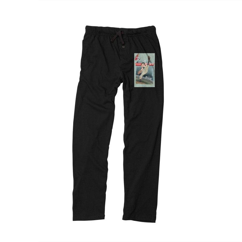 Bob Feller MLB HOF Women's Lounge Pants by goofyink's Artist Shop
