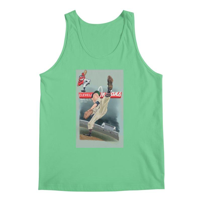 Bob Feller MLB HOF Men's Tank by goofyink's Artist Shop