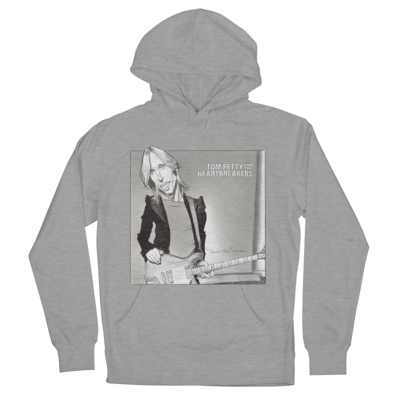 Tom Petty Women's Pullover Hoody by goofyink's Artist Shop