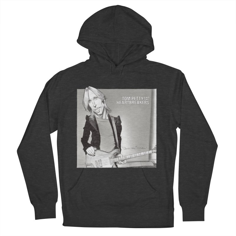 Tom Petty Men's Pullover Hoody by goofyink's Artist Shop