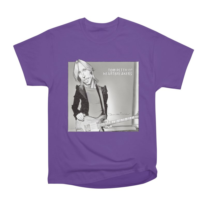 Tom Petty Women's Classic Unisex T-Shirt by goofyink's Artist Shop