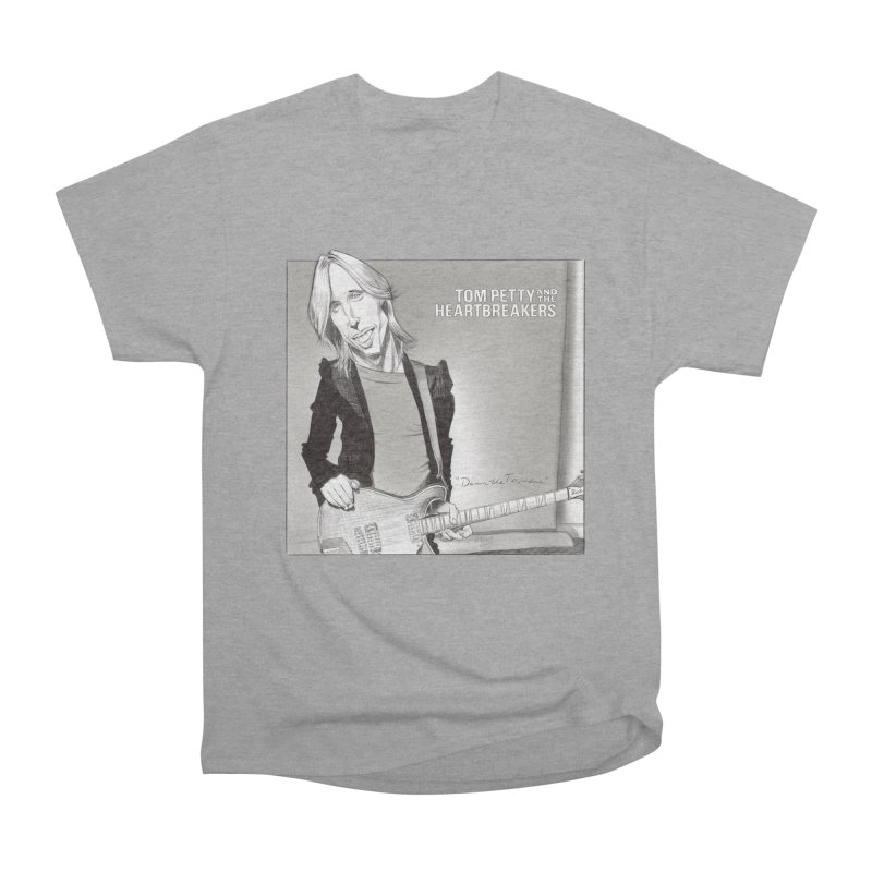 Tom Petty Men's Classic T-Shirt by goofyink's Artist Shop