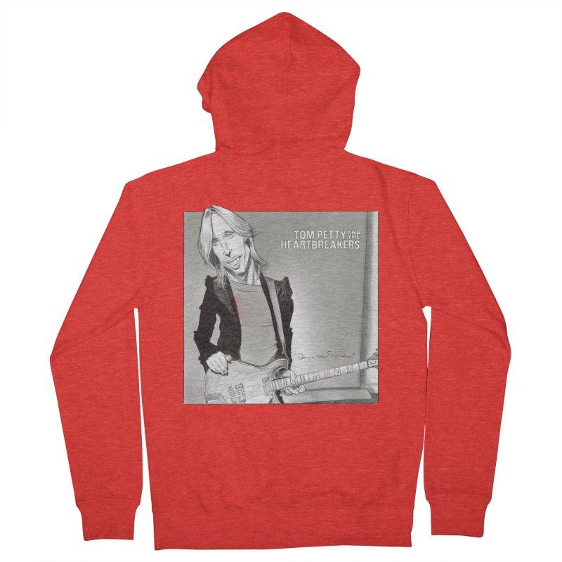 Tom Petty Women's Zip-Up Hoody by goofyink's Artist Shop