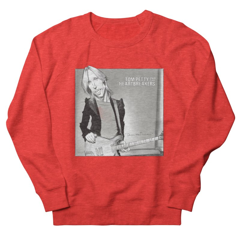 Tom Petty Women's Sweatshirt by goofyink's Artist Shop