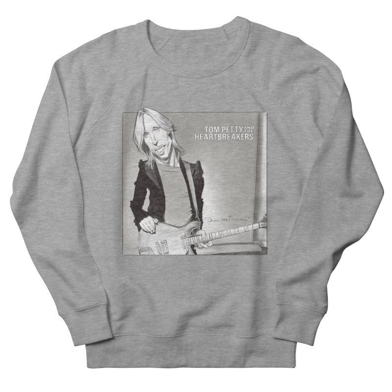 Tom Petty Women's French Terry Sweatshirt by goofyink's Artist Shop