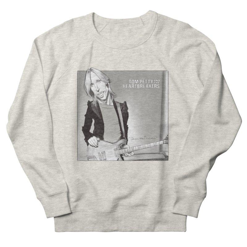 Tom Petty Women's French Terry Sweatshirt by goofyink's Artist Shop