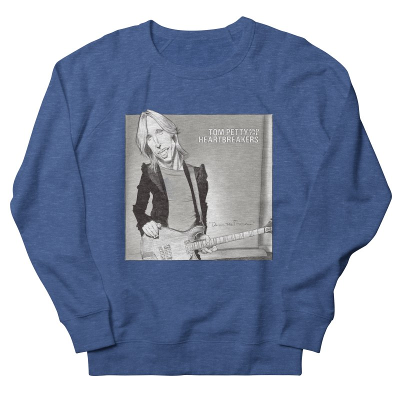 Tom Petty Men's Sweatshirt by goofyink's Artist Shop