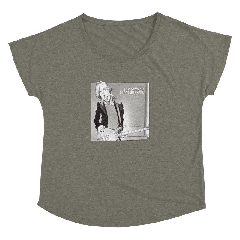 Tom Petty Women's Dolman by goofyink's Artist Shop