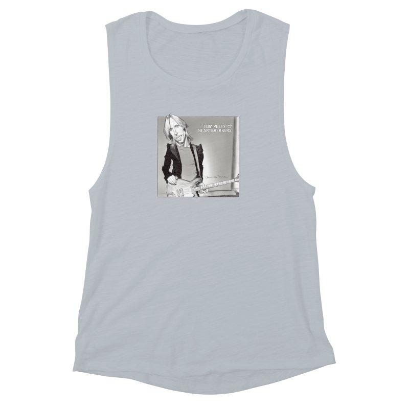 Tom Petty Women's Muscle Tank by goofyink's Artist Shop