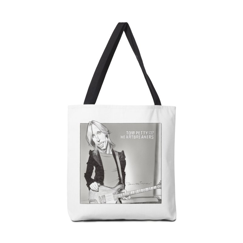 Tom Petty Accessories Bag by goofyink's Artist Shop