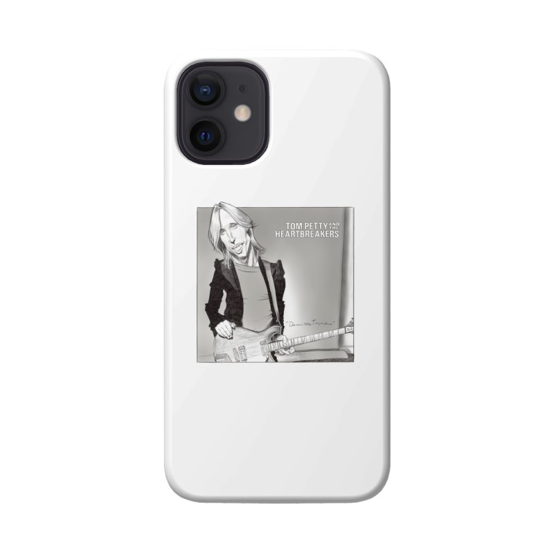 Tom Petty Accessories Phone Case by goofyink's Artist Shop