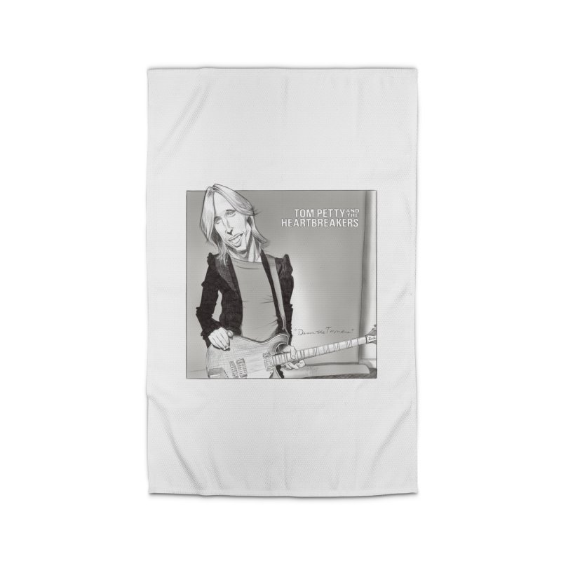 Tom Petty Home Rug by goofyink's Artist Shop