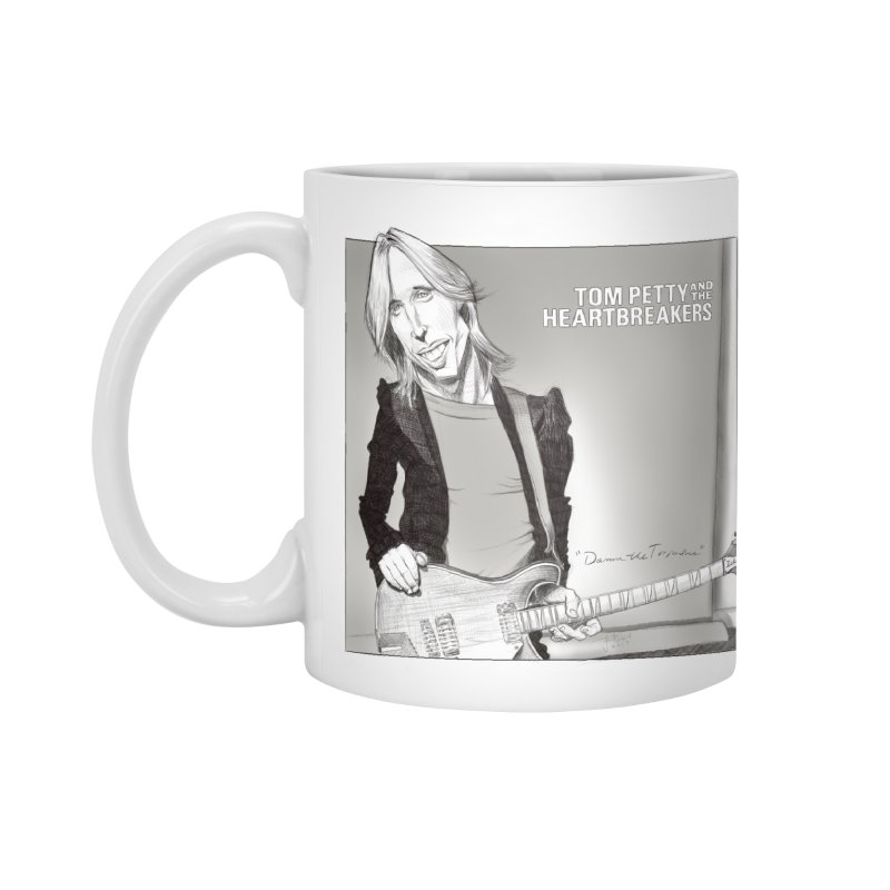 Tom Petty Accessories Mug by goofyink's Artist Shop