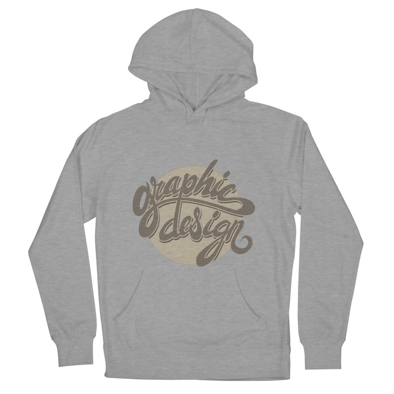 Graphic Design Women's French Terry Pullover Hoody by goofyink's Artist Shop